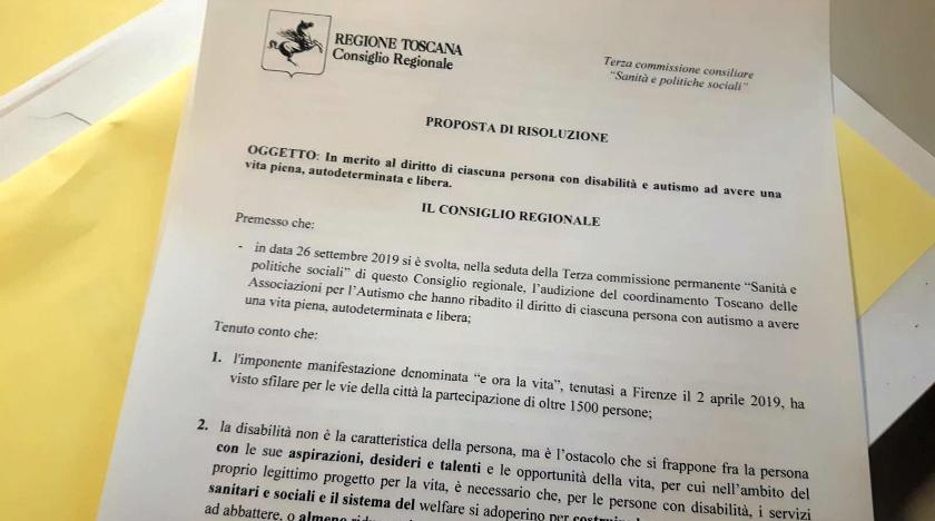 autismo e disabilità